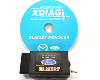 ELM327 bluetooth с forscan