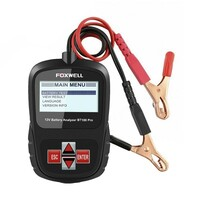 FOXWELL BT100 Pro – тестер для проверки аккумулятора