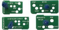 Комплект шаблонов Molex 32+48 pin