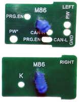 Шаблоны M86 (L+R) для переходника MM-Conect
